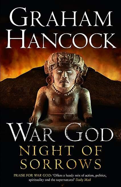 Night of Sorrows: War God Trilogy: Book Three