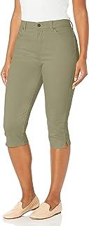 Women's Plus Size Amanda Capri Jeans