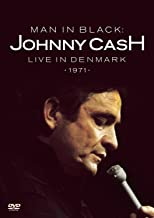 Man in Black : Johnny Cash Live in Denmark 1971