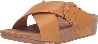 FitFlop Lulu Buckle Slide Women's Sandals