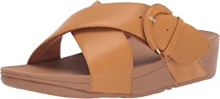 FitFlop Lulu Buckle Slide Women's Sandals