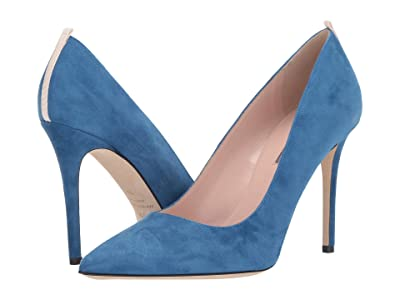 SJP by Sarah Jessica Parker Fawn 100mm (Seaport Suede) Women