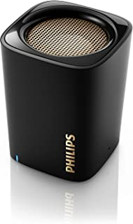 Caixa de Som Portátil Philips BT100V Bluetooth Speaker Preto