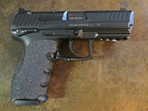 Sand Paper Pistol Grips (Grit Style Grip Tape) Peel and Stick Grip Enhancements for The Heckler & Koch (H&K) P30 and VP9