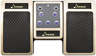 Donner Wireless Page Turner Pedal for Tablets Ipad Rechargeable,Golden