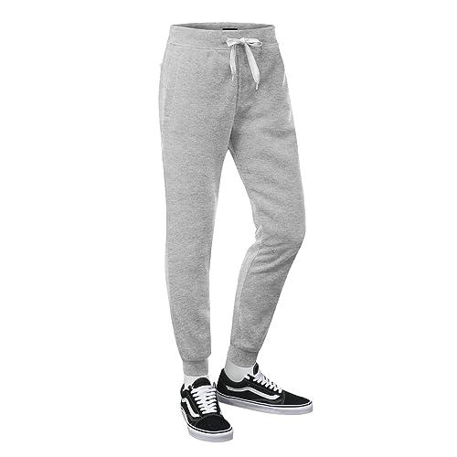 cfd243bd8c47 URBANCREWS Mens Hipster Hip Hop Athletic Running Track Drawstring Sweatpants