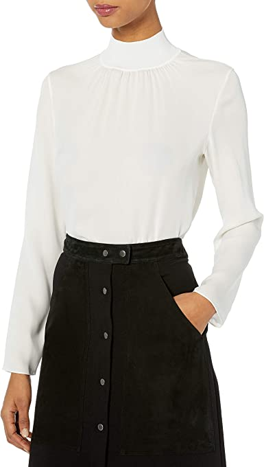 Theory Women's Rib Nk Top
