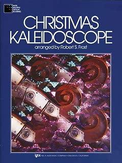 76VA - Christmas Kaleidscope - Viola