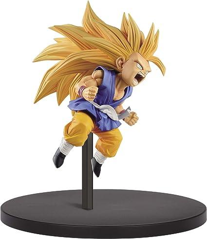 Statue Banpresto Dragon Ball Super Z Super Saiyan 3 Son Goku FES!