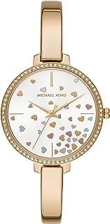 Michael Kors Women's MK3977 Analog Quartz Gold Watch