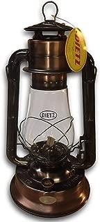 Dietz #80 Blizzard Oil Burning Lantern (Bronze)