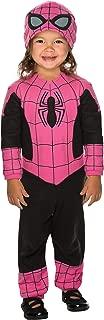 Rubie's Super Hero Adventures Pink Spidergirl Costume