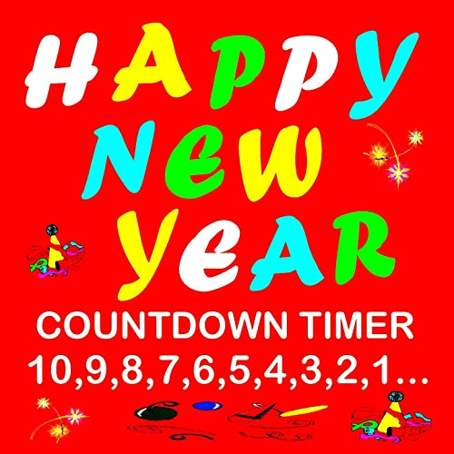 Happy New Year! (Countdown Timer 5, 4, 3, 2, 1...) by ...