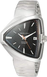 Hamilton - Reloj de Hombre automático Correa y Caja de Acero H24555131