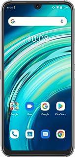 【進化版】UMIDIGI A9 Pro 6GB RAM + 128GB ROMスマートフォン本体 Android 10.0 4150mAh 6.3 FHD+フルスクリーン SIMフリー スマホ 本体 48MP+16MP+5MP 4眼カメラ オク...
