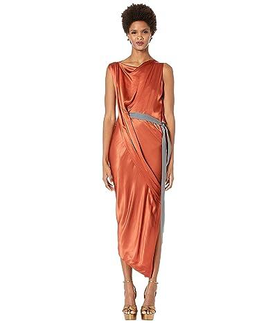 Vivienne Westwood Vian Dress (Rust) Women