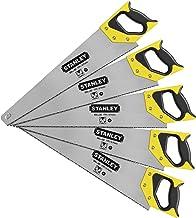 Stanley STHT5-20211 - Serruchos (500 mm, 5 unidades)