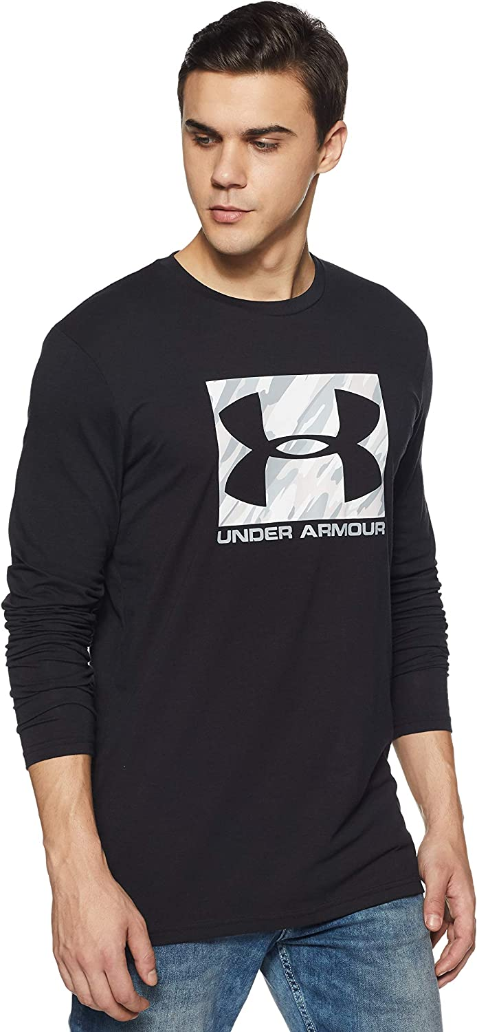 High Free shipping on posting reviews order Under Armour Men's Boxed Sportstyle Sleeves Long