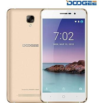 Smartphone Libres, DOOGEE X10S 3G Dual SIM Teléfonos Móviles ...