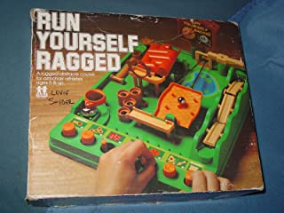 RUN YOURSELF RAGGED A rugged obstacle course for armchair athletes ages 5 & Up Tomy