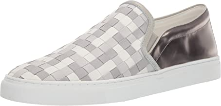Donald J Pliner Albin-WO Skate Shoe, Gray, 12 M US Women / 9.5 M US Men