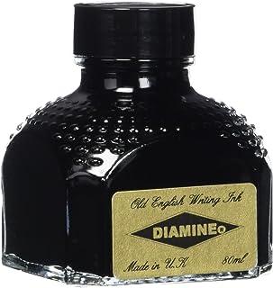Diamine Fountain Pen Ink, 80 ml Bottle, Prussian Blue
