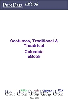columbia traditional costume