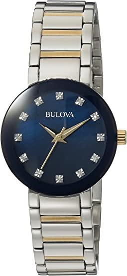 Bulova - Diamonds - 98P157