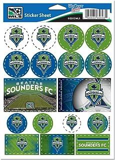 WinCraft Soccer Vinyl Sticker Sheet