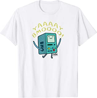 Adventure Time Yay BMO T-Shirt