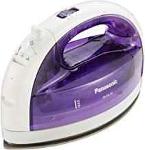 Panasonic 1550 Watt Cordless Steam Iron, White, (NI-WL30VSH)