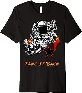 Astros-Take-it-Back-shirt Premium T-Shirt