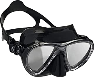 cressi big eyes evolution hd mirrored mask black
