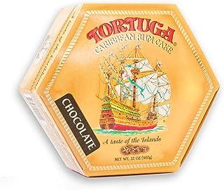 Tortuga Caribbean Rum Cake 4 oz Chocolate