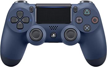 DualShock 4 Wireless Controller for PlayStation 4 - Midnight Blue (Second Gen)