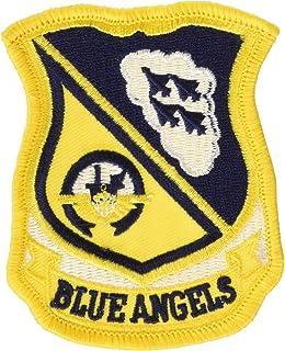 EagleEmblems PM0024 Patch-Usn,Blue Angels (3-3/8'')