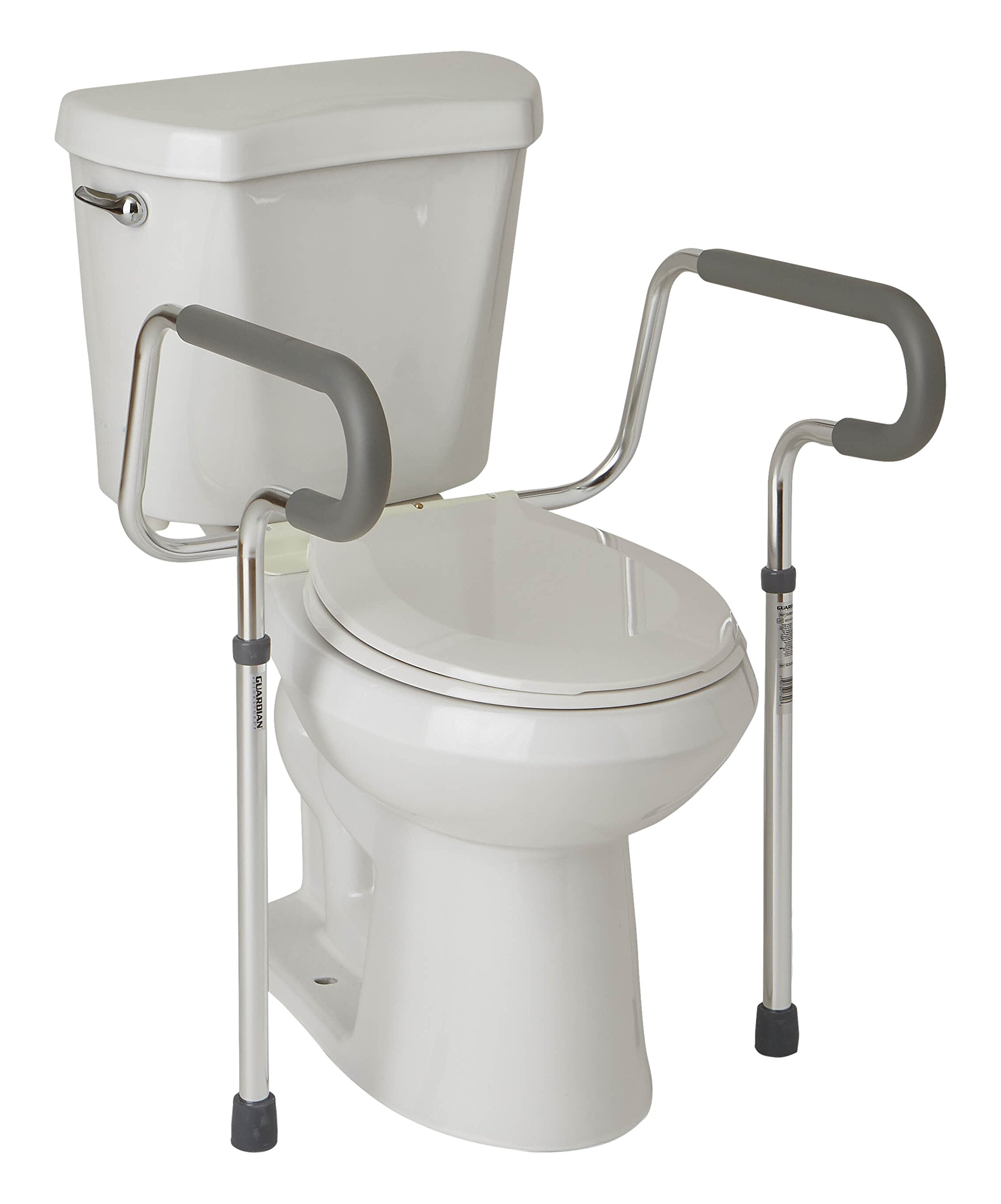 Medlines Guardian Toilet Adjustable Bathroom