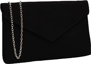 Best royal blue suede clutch purse Reviews