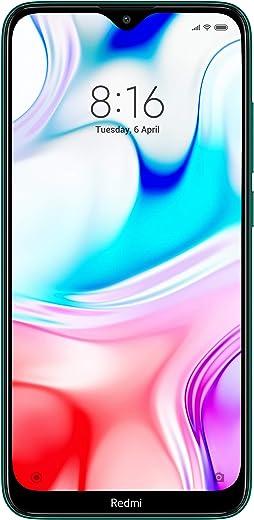 Mi Phone Redmi 8 (Emerald Green, 4GB RAM, 64GB Storage)