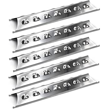 Music City Metals 15601 Stainless Steel Burner Replacement for Select Kenmore and Master Forge Gas Grill Models