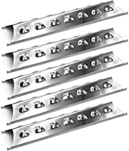 Hongso SPE181 (5-Pack) Stainless Steel Heat Plate, Heat Shield, Heat Tent, Burner Cover, Vaporizor Bar, and Flavorizer Bar...