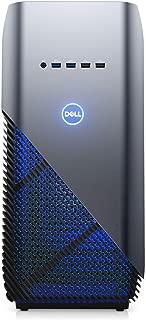 Dell Inspiron 5680 Gaming Desktop - 8th Gen. Intel Core i7-8700 6-Core up to 4.60 GHz, 16GB DDR4 Memory, 256GB SSD + 1TB SATA Hard Drive, 8GB Nvidia GeForce GTX 1070, Win10 Pro (Renewed)