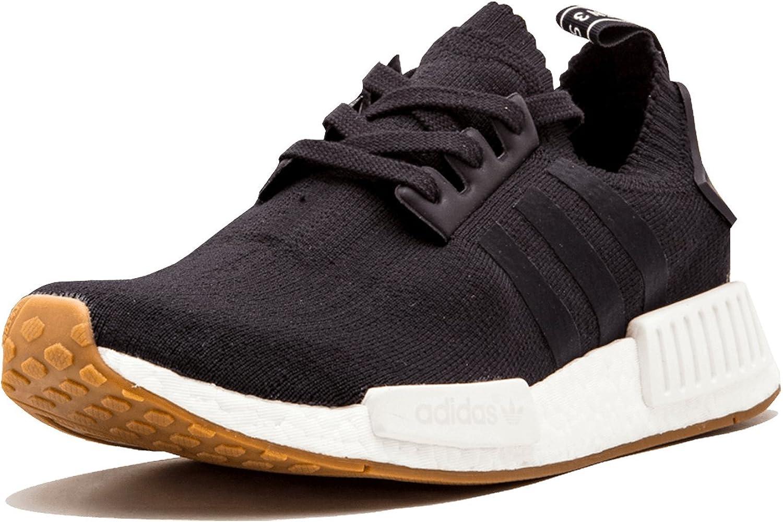 adidas mens Adidas Men's Nmd_r1 Pk Black By1887