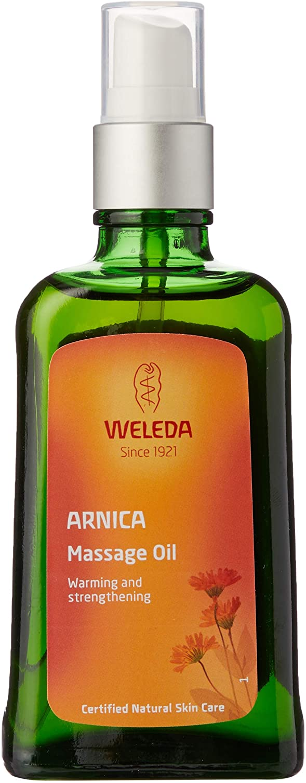 WELEDA Aceite para Masaje con Árnica (1x 100 ml)