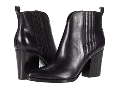 Marc Fisher LTD Annabel (Black Leather) Women