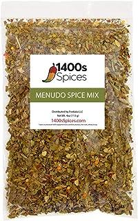4oz Menudo Spice Mix Seasoning, Premium Mexican Seasoning Blend.