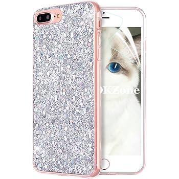 Rosso Dispositivi elettronici OKZone Cover iPhone 8 PlusCustodia