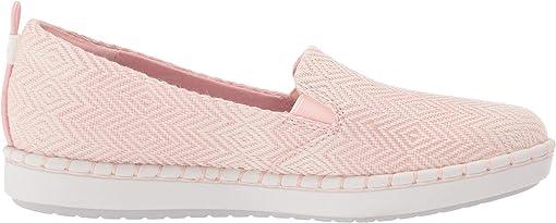 Pink/White Textile