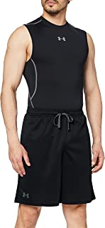 Under Armour UA Tech Mesh Short, Men's Gym Shorts With Complete Ventilation, Versatile Sports Shorts for Training, Running...