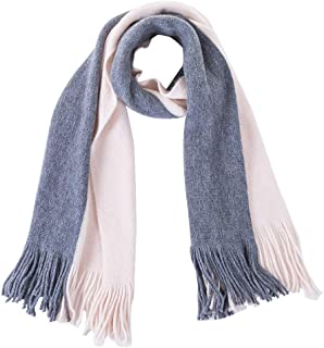 CHICING Womens Wool Large Soft Shawls Wraps Light Scarf with Tassel